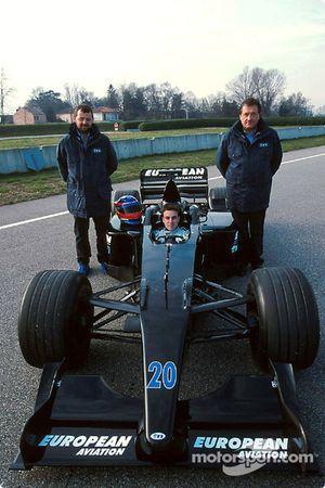 Paul Stoddart, Gian Carlo Minardi en Fernando Alonso