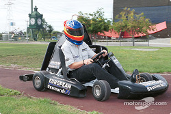 Postal desde Australia: Fernando Alonso