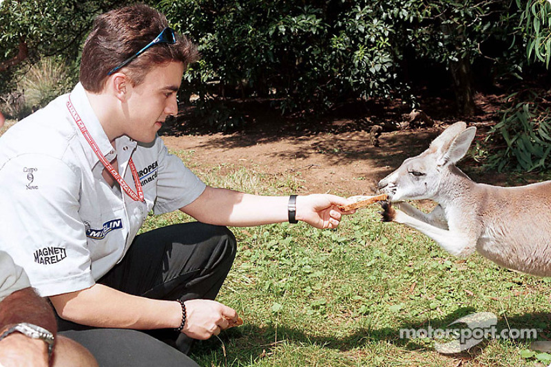 Postcard from Australia: Fernando and Skippy