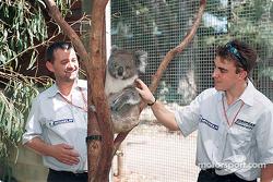 Postcard from Australia: Paul, a sleepy Minardi fan, and Fernando