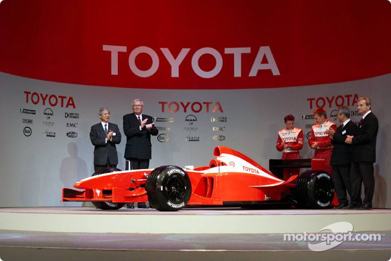 A Toyota that never raced (2001)