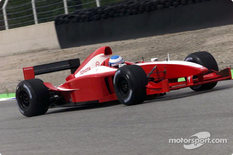 2001: Toyota TF101