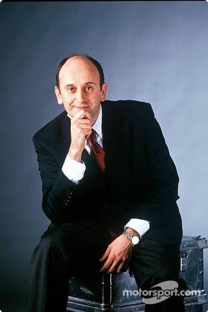 Luca Marmorini, Chef du projet moteur F1