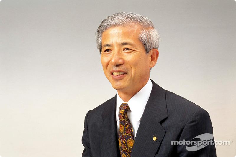 Akihiko Saito, Senior Managing Director, Toyota Motor Corporation