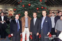 Fiorano Racing Department Christmas Party