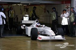 Olivier Panis BAR Honda 003