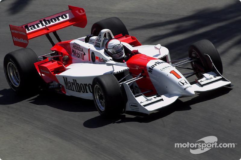 2001 CART: Gil de Ferran, Team Penske, Reynard-Honda