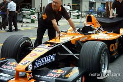 Pushing Arrows to technical inspection
