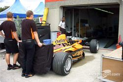 Technical inspection for Arrows