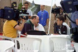 Interview met Fernando Alonso