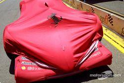 Ferrari: 'No tenemos nada que esconder'
