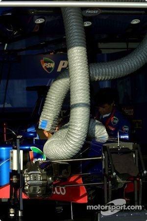 Garage de Prost