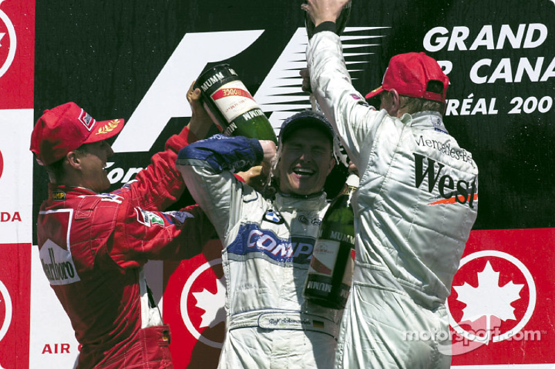 2001 Ralf Schumacher, Williams