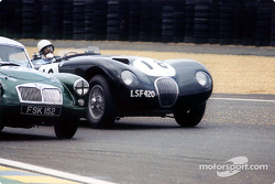 Leyenda Le Mans: MGA y Jaguar C Type