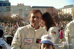El piloto de Barber Racing, David Murry