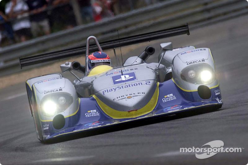 Franck Montagny, Chrysler LMP