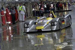Rinaldo Capello en el Audi R8