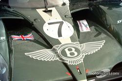 Bentley en la parrilla