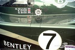 El desafortunado 7 de Brundle