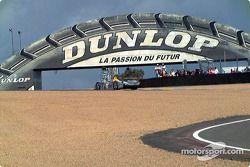 Bajo el puente Dunlop