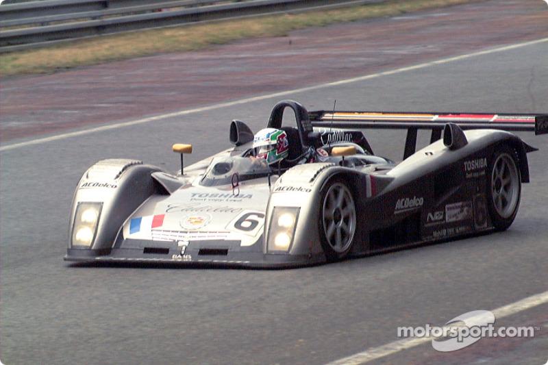 2001 Cadillac Northstar LMP01