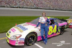 Shawna Robinson, Michael Kranefuss Racing, Ford Taurus