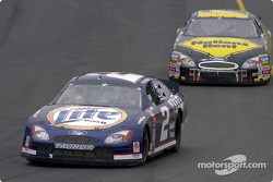 Rusty Wallace y Robby Gordon