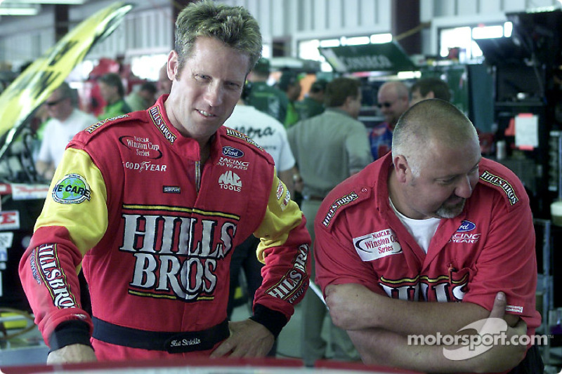 Brian Simo, Hills Brothers Ford Taurus