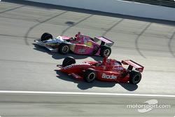 Jeff Ward and Buzz Calkins
