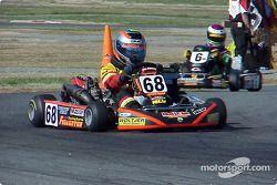 Formula Yamaha Junior: 68-Michael Giessen, 6-Chris Wehrheim