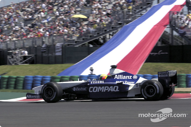 81 : Ralf Schumacher, Williams-BMW