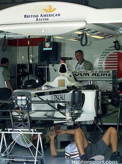 Garage de BAR