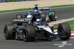 Fernando Alonso et Kimi Räikkönen
