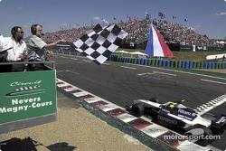 Une 2e place pour Ralf Schumacher