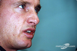 Jaguar Racing and HSBC renew sponsorship: Eddie Irvine