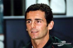 Jaguar Racing y HSBC renuevan patrocinio: Pedro de la Rosa