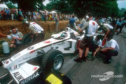 Goodwood Festival of Speed: Darren Manning