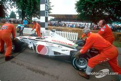 Goodwood Festival of Speed: Takuma Sato
