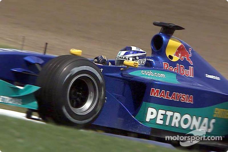 Otra gran carrera para Kimi Raikkonen