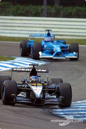 Fernando Alonso, Minardi PS01