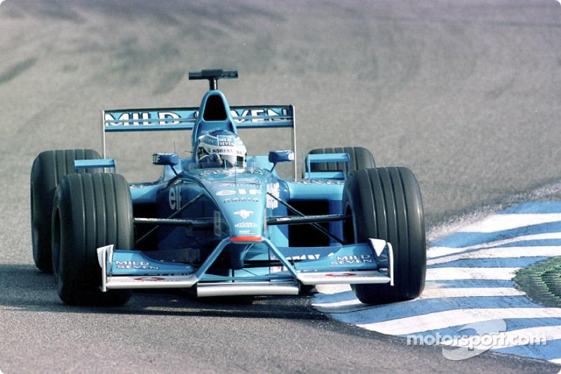 Giancarlo Fisichella en el GP de Alemania