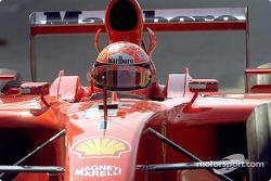 Michael Schumacher, Ferrari 2001