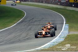 Enrique Bernoldi, Arrows A22, Jos Verstappen, Arrows A22