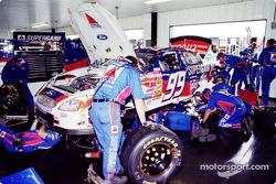 Garage de Roush Racing