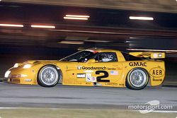#2 Corvette Racing, Chevrolet Corvette C5-R: Ron Fellows, Chris Kneifel, Frank Fréon, Johnny O'Connell