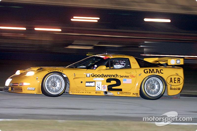 2001: #2 Corvette Racing, Chevrolet Corvette C5-R