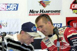 Mark Martin y Jeremy Mayfield