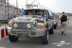 Pace truck