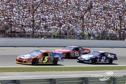 Terry Labonte, Rusty Wallace y Dale Earnhardt Jr.