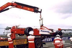 Toyota F1, tırı